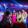 Shibani Kashyap performs at HudHud Relief Fundraising Campaign