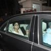 Kiran Rao was snapped in her car at Ranbir Kapoor's House