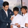 Zayed Khan felicitates disabled children at Mukesh Batra's Photo Exhibition