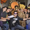 Zayed Khan strikes a pose at the Promotions of Sharafat Gayi Tel Lene