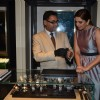 Huma Qureshi checks out the collection at the Watches of the World Showroom