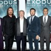 Aaron Paul, Christian Bale, Ridley Scott, Joel Edgerton, John Turturro and Mendelsohn at the premier