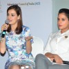 Dia Mirza  addresses the Advertising Council of India Event