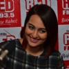 Sonakshi Sinha during Promotions of Tevar on 93.5 Red FM