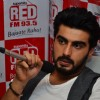 Arjun Kapoor at the Promotions of Tevar on 93.5 Red FM