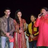 Manoj Tiwari addresses the Mahakumbh Launch in Varanasi