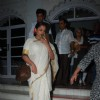 Shabana Azmi was at the Prayer Meet For Megha Jalota