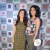 Manjari Fadnis & Madhurima Tuli were seen at the Music Launch of Sharafat Gayi Tel Lene