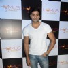 Mrunal Jain poses for the media at A Soiree Evening at HYMUS
