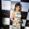 Tina Dutta poses for the media at A Soiree Evening at HYMUS