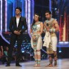 Drashti Dhami Manish Paul and Salman
