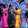 Achint Kaur and Ravi Dubey from Jamai Raja win Favorite Saas Jamai Jodi at Zee Rishtey Awards 2014