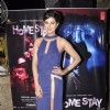 Sayali Bhagat poses for the media at Homestay Film Music Launch