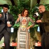 Arjun Kapoor and Sonakshi Sinha shake a leg along with Vishal Dadlani