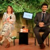 Arjun Kapoor and Sonakshi Sinha snapped at Agenda Aaj Tak