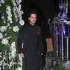 Zayed Khan poses for the media at the Sangeet Ceremony of Riddhi Malhotra and Tejas Talwalkar