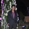 Tusshar Kapoor poses for the media at the Sangeet Ceremony of Riddhi Malhotra and Tejas Talwalkar