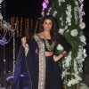 Parineeti Chopra poses for the media at the Sangeet Ceremony of Riddhi Malhotra and Tejas Talwalkar