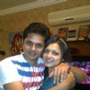 Drashti with her brother