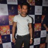 Terence Lewis poses for the media at the Launch of Munisha Khatwani's Tarot Predictions 2015 Book