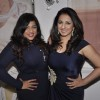 Malishka Mendonca and Munisha Khatwani pose at the Launch of Tarot Predictions 2015 Book
