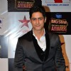 Mohit Raina poses for the media at Big Star Entertainment Awards 2014