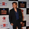 Salman Khan poses for the media at Big Star Entertainment Awards 2014