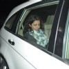 Zoya Akhtar was snapped at the Special Screening of P.K.at Yashraj Studio