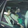 Imran Khan was snapped at the Special Screening of P.K.at Yashraj Studio
