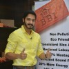 Shreyas Talpade poses for the media at the Launch of Building Bricks