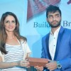 Suzanne Khan was snapepd at the Launch of Building Bricks