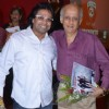 Longines Fernandes poses with Mukesh Bhatt at the Launch of Ziman