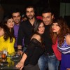 TV Celebs pose for the camera at India-Forums 11th Anniversary Bash