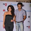 Raj Singh poses with Shalini Shauta at India-Forums 11th Anniversary Bash