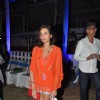 Ira Dubey poses for the media at ABV Nucleus Indian 2000 Guineas Event