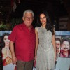 Om Puri and Mallika Sherawat at the Press Conference of Dirty Politics