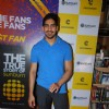 Ayan Mukerji poses for the media at the Book Launch of 'The True Story of Sun Burn'