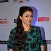 Soha Ali Khan poses for the media at ITC Classmates Event