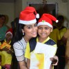 Shriya Saran Celebrates Christmas with Access Life NGO Kids