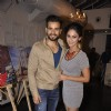 Karan Tacker was seen with Krystle Dsouza at the Telly House Calendar Launch