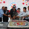 Zayed Khan cuts the Cake at EsselWorld's 25th Anniversary Celebrations