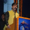 Vivek Oberoi addressing the audience at Atal Bihari Vajpayee's Birthday Celebrations