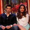 Karan Singh Grover and Bipasha Basu Promote Alone on Comedy Nights with Kapil