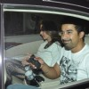 Rannvijay Singh was snapped at Salman Khan's Birthday Bash