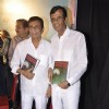 Abbas and Mustan pose for the media at Ali Peter John Book Launch