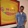 Karan Singh Grover Promotes Alone on Radio Mirchi 98.3 FM