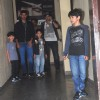 Zayed Khan and Hrithik Roshan Snapped with their children at PVR Cinemas