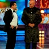 Puneet Issar during his eviction in Bigg Boss 8