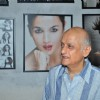 Mukesh Bhatt was snapped at Dabboo Ratnani's Calendar Launch
