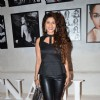 Tanishaa Mukerji poses for the media at Dabboo Ratnani's Calendar Launch